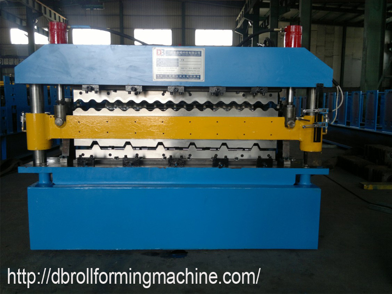 layer roll forming machine